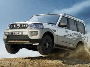 2017 Mahindra Scorpio Adventure Launched In India; Prices Start At Rs 13.10 Lakh