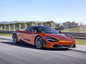 McLaren Considering Four Seat GT Supercar
