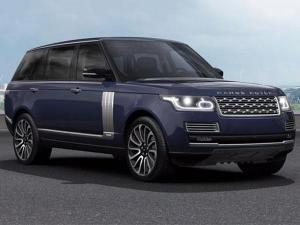 Range Rover To Get Velar's Advanced Infotainment System