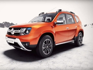 Renault Has Updated The RxS Variant Of The Duster SUV With New Features