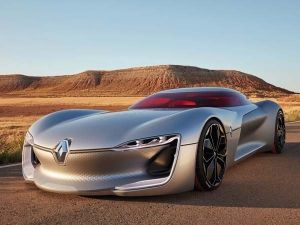 Renault Explores The Future Of Racing With Its R.S 2027 Vision Concept Car