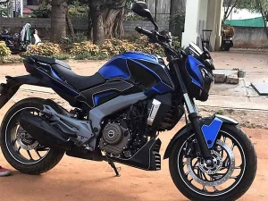 Custom Wrapped Bajaj Dominar 400 By Wrapcraft Is An Attention Grabber