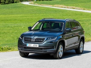 Skoda Kodiaq Added On Indian Website — Launch Imminent?