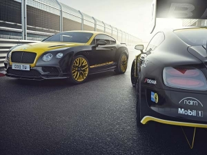 Bentley Continental 24 Special Edition Revealed — Marks Marque's Green Hell 24 Hours Entry