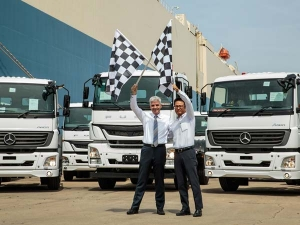 Daimler India Commercial Vehicles Export Sales Hits A Significant Milestone