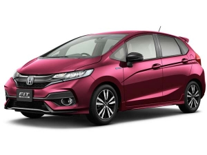 Honda Jazz Facelift Revealed Ahead Of Launch