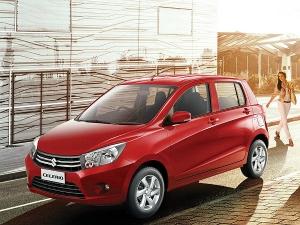 Maruti Suzuki Celerio Facelift India Launch Details Revealed