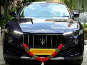 IT Capital Receives India's First Maserati Levante