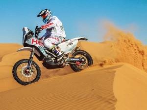 Afriquia Merzouga Rally: Hero MotoSports Leads Sherco TVS After Stage 1