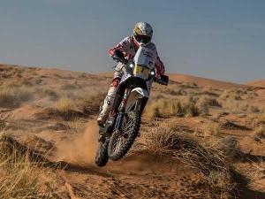 Merzouga Rally 2017: Hero MotoSports And Sherco TVS Stage 3 Updates