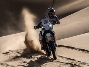 Merzouga Rally 2017: Hero MotoSports And Sherco TVS Stage 4 Updates