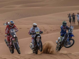 Merzouga Rally 2017: Hero MotoSports And Sherco TVS Stage 6 Updates