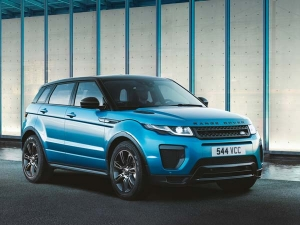Range Rover Evoque Landmark Special Edition Launched