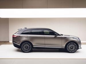 Range Rover Velar Bookings In India Begins