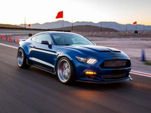 Shelby Widebody Mustang — The First Shelby Concept In Over 10 Years