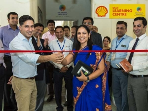 Shell Lubricants Inaugurates Learning Centre At BML Munjal University