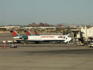 Technical Analysis: Why Airlines Had To Cancel Flights Due To High Temperatures In Phoenix