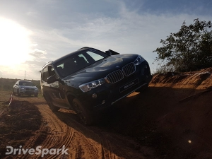 BMW X3 Taken To The Limit Off The Beaten Path — Sheer Off-Roading Pleasure