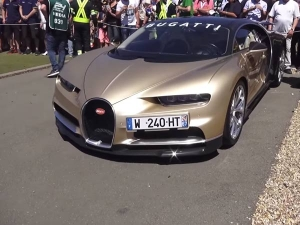 Bugatti CEO Chases A Bentley On The Green Hell In The 'World's Fastest Car'