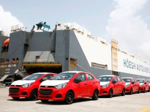 GM Begins Exports Of Chevrolet Beat Sedan From India