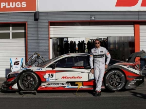 Honda Puts Former F1 Champion In its NSX-GT Race