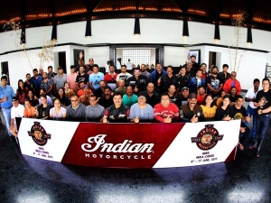 Third National Ride of Indian Motorcycle Riders Group Concludes — Highlights