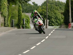 Watch James Hillier's Spectacular Save On The Isle Of Man TT