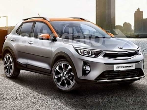 Kia Stonic Images Leaked Ahead Of Official Debut