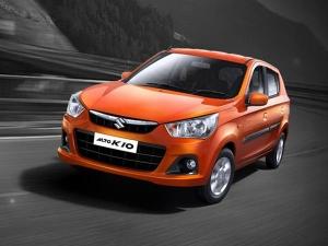 Maruti Suzuki Alto Regains Its Top Position In The Market