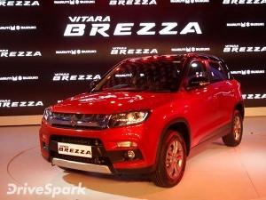 Maruti Suzuki Overtakes Mahindra To Become India's Largest Utility Vehicle Maker