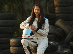 Mira Erda Becomes First Indian Female Driver To Race In Euro JK Series