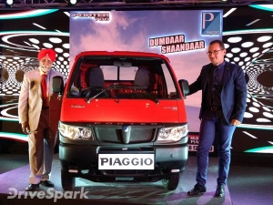 Piaggio Porter 700 Launched In India — The Next Generation Last Mile Transport