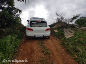 Going Off-Road In A Porsche Cayenne And Macan — Putting The Sport In SUV