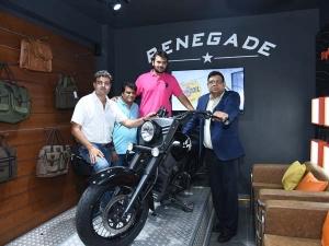 UM Motorcycles Inaugurates Dealership In Bhopal