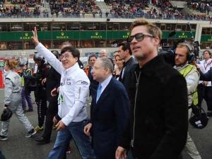 Jackie Chan: Winning Le Mans Felt Like Receiving Oscar