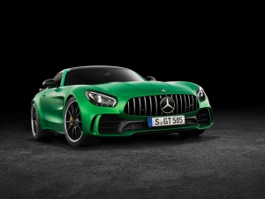 AMG Celebrates 50 Years Of Devloping Some Of The Most Powerful Road-Going Cars