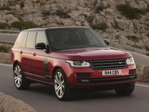 Range Rover SVAutobiography Dynamic Launched In India; Priced At Rs 2.79 Crore