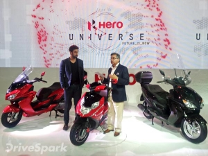 Hero MotoCorp To Launch Three Scooters To Rival Honda