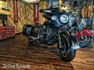 Indian Motorcycle Announces Exclusive Partnership With Baume & Mercier