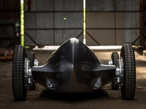 Infiniti Retro Prototype EV To Be Revealed At Pebble Beach 2017