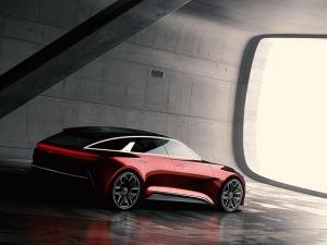 Kia Shooting Brake Concept Teased Ahead Of Debut