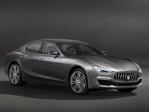 Maserati Ghibli GranLusso Revealed