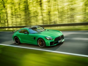 Mercedes Set To Unleash The 'Beast Of The Green Hell' In India This Month