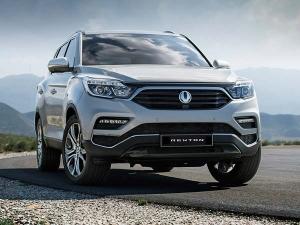 Pininfarina To Design Next-Gen SsangYong Rexton