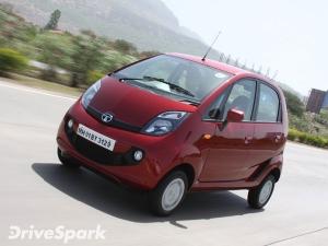 Tata Motors Tests Electric Nano In Coimbatore