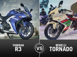 Benelli Tornado vs Yamaha R3: The Entry Segment Twin-Cylinder Motorcycle Comparo
