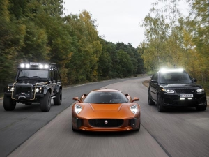 Jaguar Land Rover To Introduce New Naming System