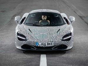 McLaren Unveils BP23 Hypercar Prototype