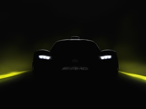 Confirmed: Mercedes-AMG Project One Hypercar Will Debut At Frankfurt Motor Show