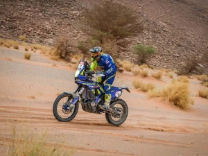 Sherco TVS Dominates PanAfrica Rally; Aravind KP Finishes At Strong 12th Position